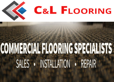 Attractive Commercial Flooring Specialists In Dayton Ohio   C U0026 L Flooring   Sales    Installation And
