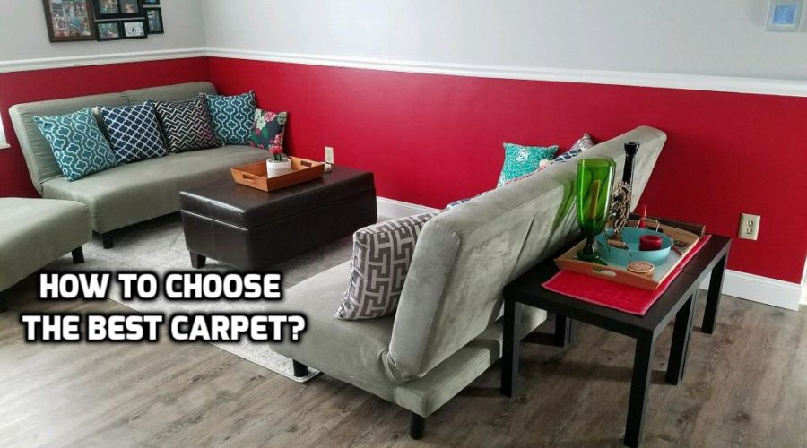 Easy Tips to Choose the Best Carpet for Every Room in Your Home