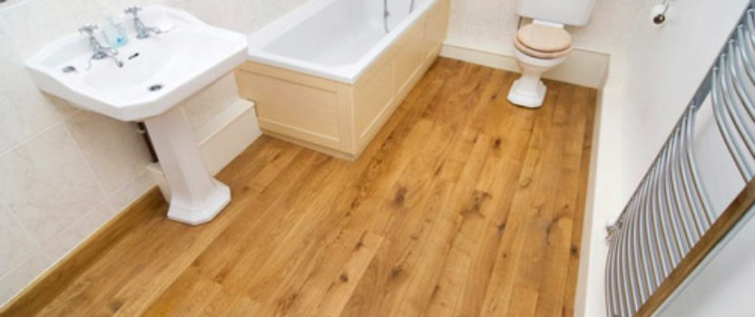 Laminate Bathroom Flooring The Luxurious Durable Alternative To