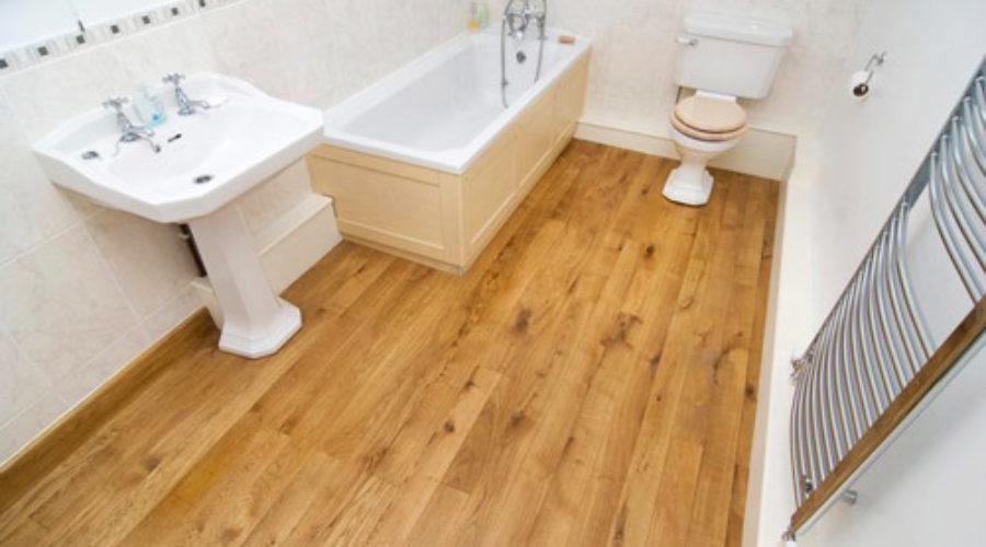 Laminate Bathroom Flooring – The Luxurious, Durable Alternative to Hardwood