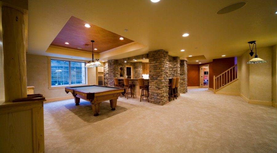 The Best Basement Remodel Flooring Options