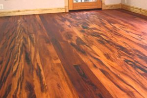 Out of the Ordinary: Exotic Hardwood Flooring Choices for Your Home