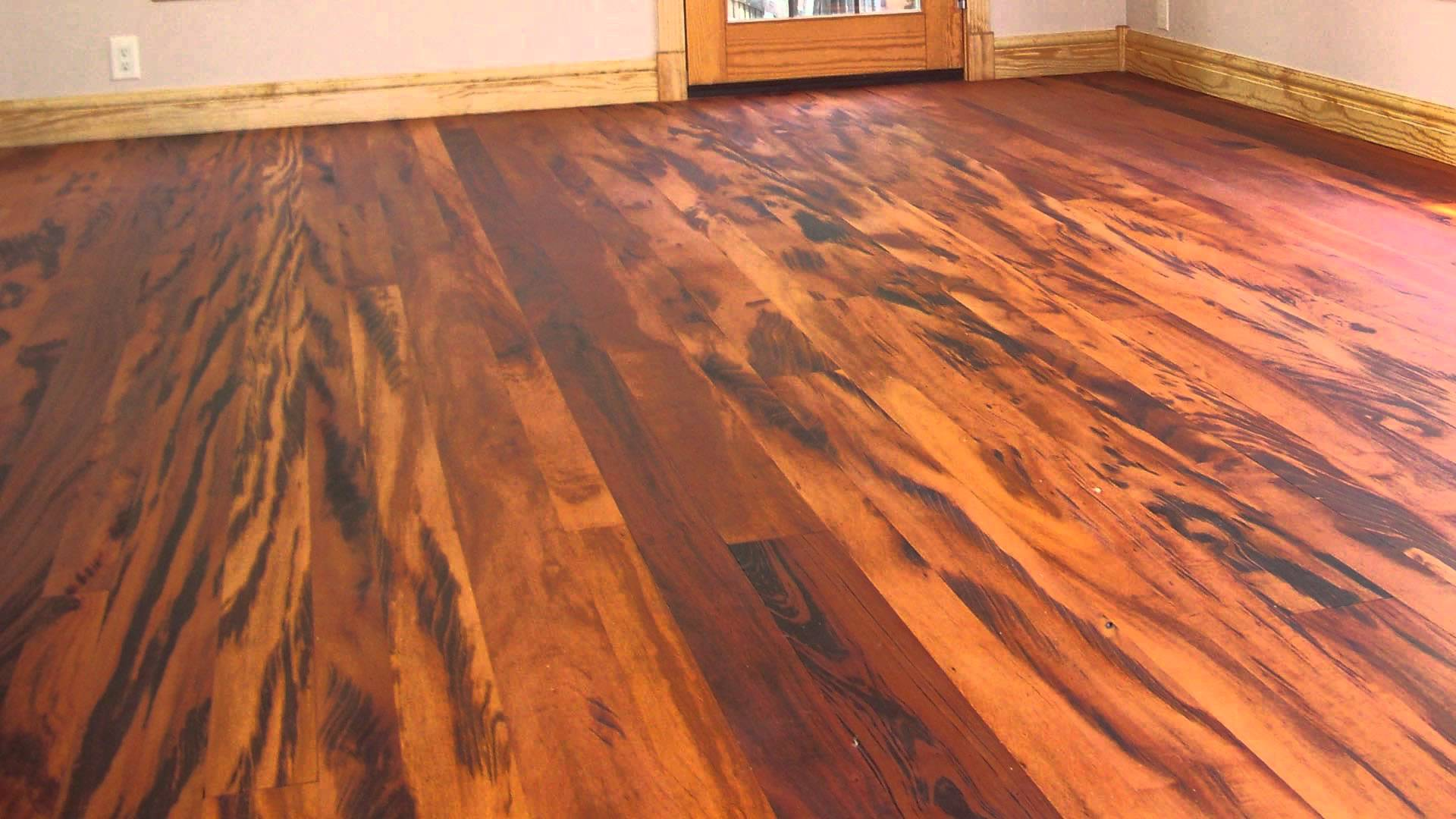 Out Of The Ordinary Exotic Hardwood Flooring Choices For Your Home