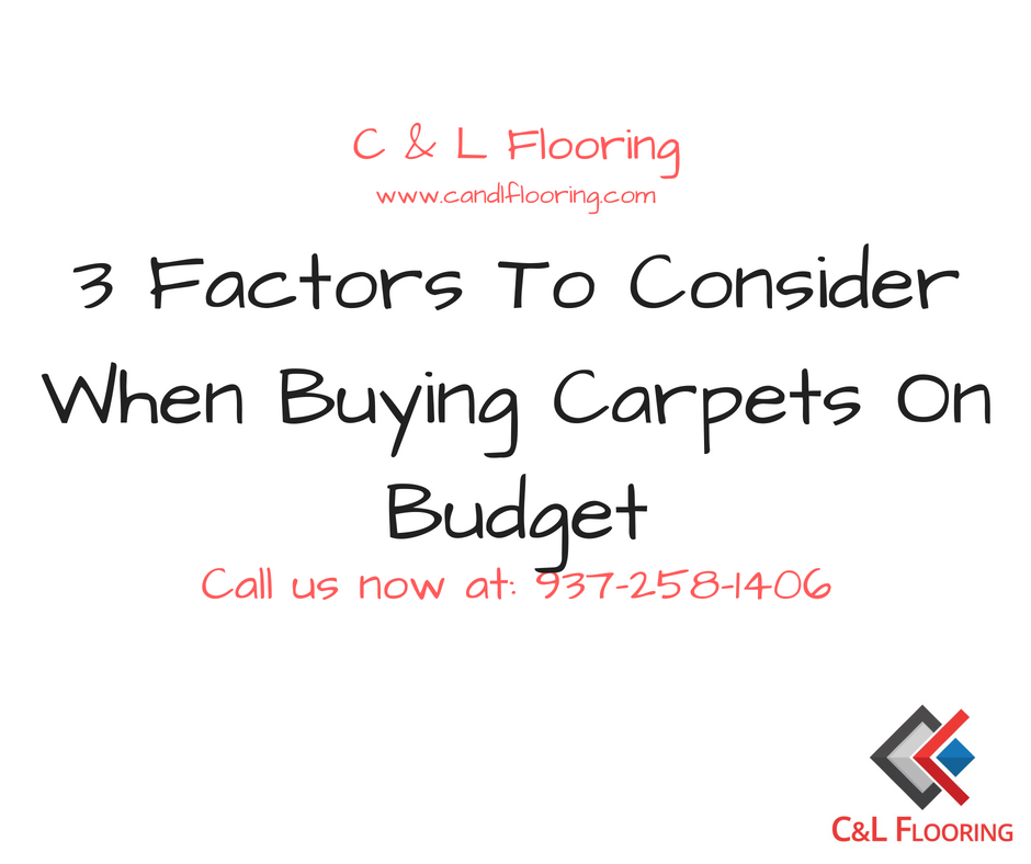 3 Factors To Consider When Buying Carpets On Budget