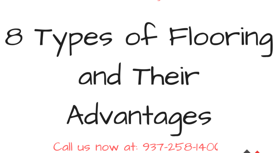 8 Types of Flooring and Their Advantages