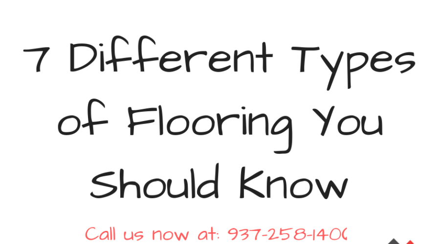 7 Different Types of Flooring You Should Know