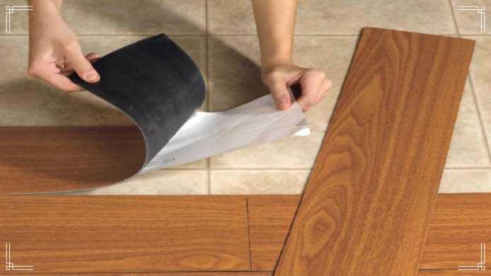 L And Stick Vinyl C Flooring