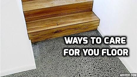 Fabulous Ways To Care For Your Floor C Amp L Flooring
